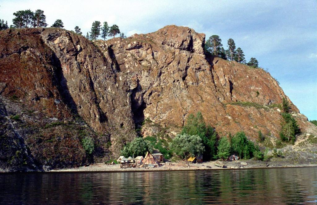 Пещера Еленева Красноярск