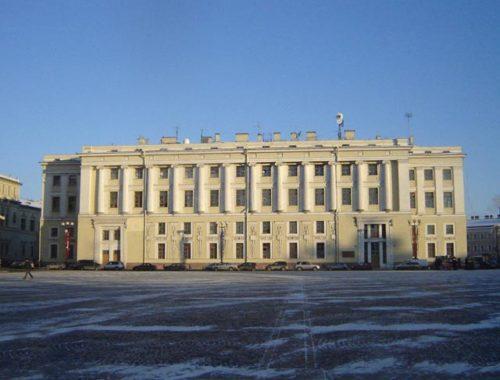 Ансамбль дворцовой площади