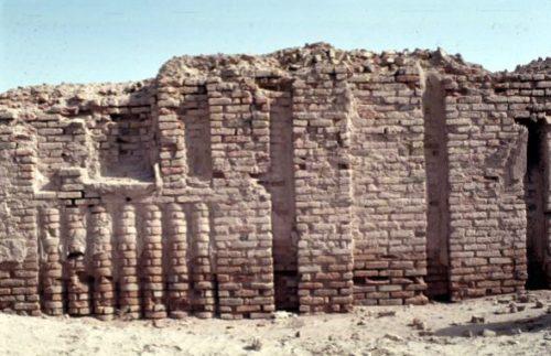 Храм в Уруке. Искусство Древней Месопотамии