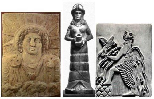 Искусство древней Мессопатамии