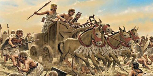 Армия в правлении Саргона