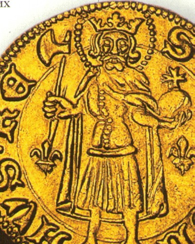 Монеты средневековой Европы