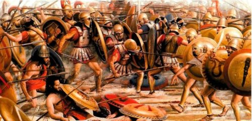 Древнейшие армии мира