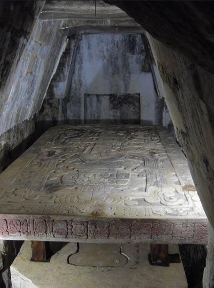 Храм надписей в Паленке