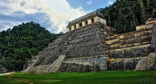 Храм Надписей, Паленке, Мексика