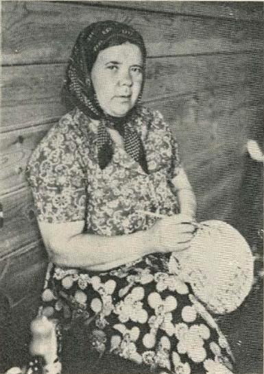 А. А. Бузденкова. Майданская мастерица