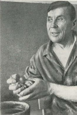 А. Г. Токаревский. Потомственный мастер черной керамики
