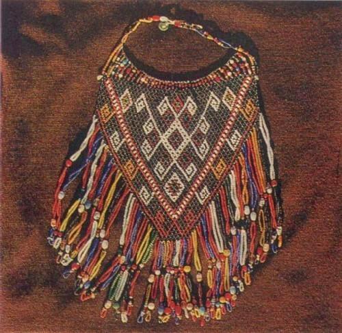 Вышитая сумка. 1970