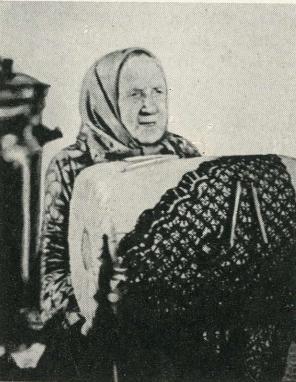 В. И. Быкова. Потомственная балахнинская мастерица