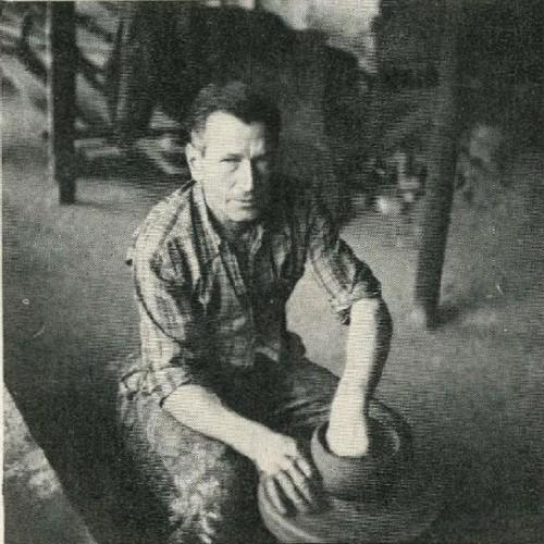 Мастер болдинской керамики И. Д. Никитин