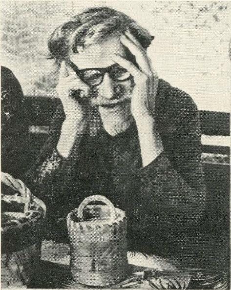 М. Ф. Фатьянов. Потомственный мастер прорезной бересты, сказитель