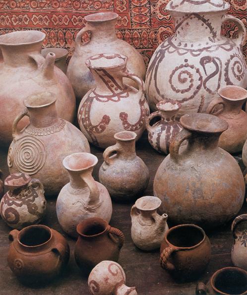 Народны предметы из глины