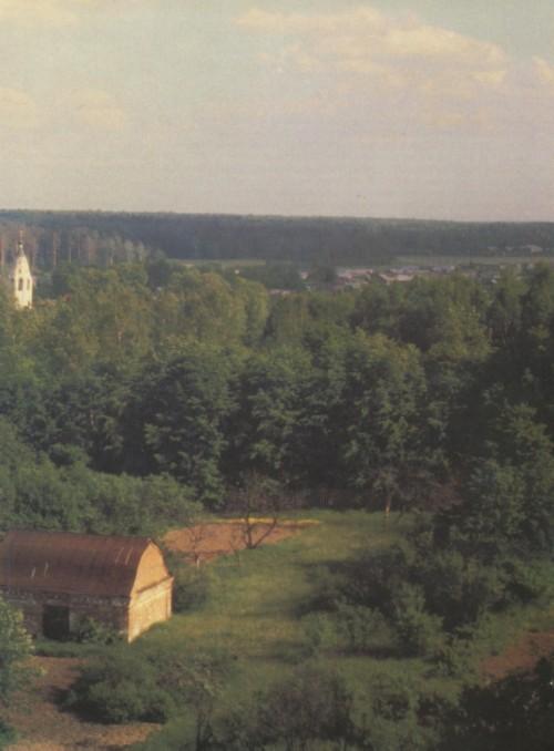 Палех Ивановская область