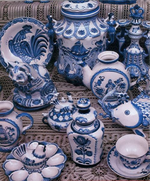 Русская народная посуда