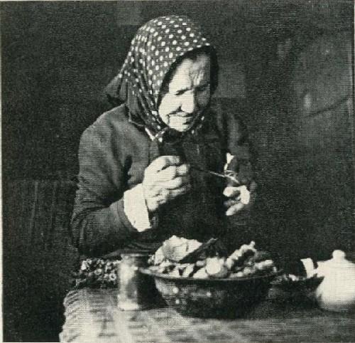 У. И. Бабкина. Потомственная мастерица каргопольской игрушки