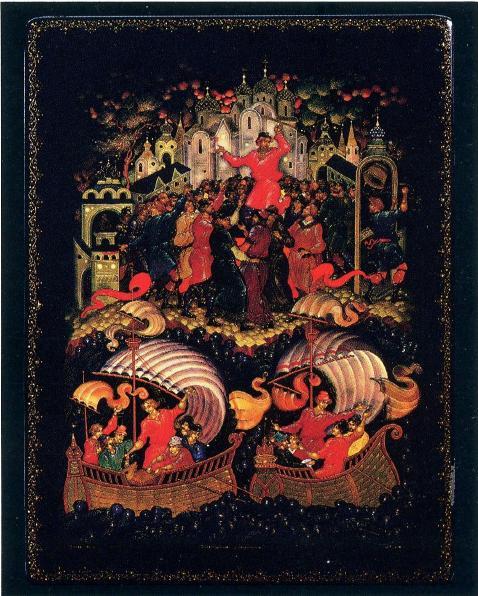 Палехское искусство