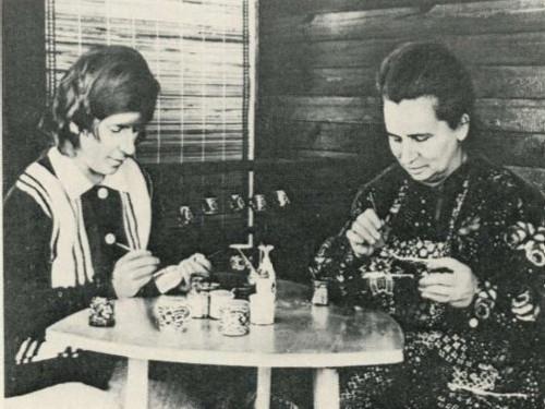 Творчество народных мастеров Яворовщины