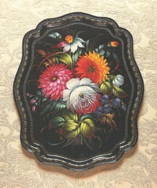 Из коллекции Зостовского искусства