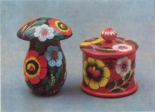 Л. В. Ермолова, Т. В. Рожкова. Коробка и гриб-копилка. 1980