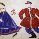 Современный карельский костюм