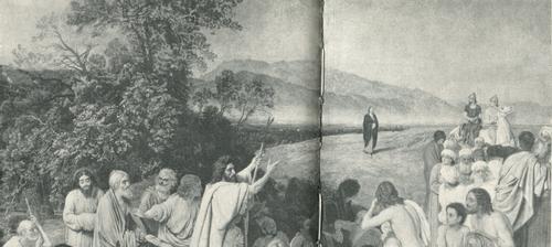 А. А. Иванов. Явление Христа народу (Явление Мессии). 1837-1857