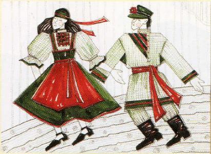 Веппский танец