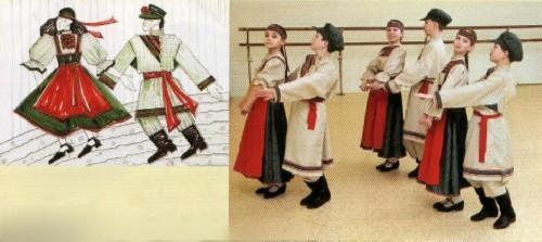 Вепсский танец