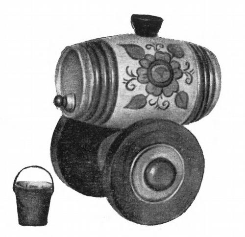 Русская народная игрушка