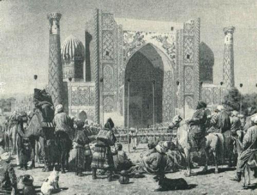 В. В. Верещагин. Торжествуют. 1871-1872
