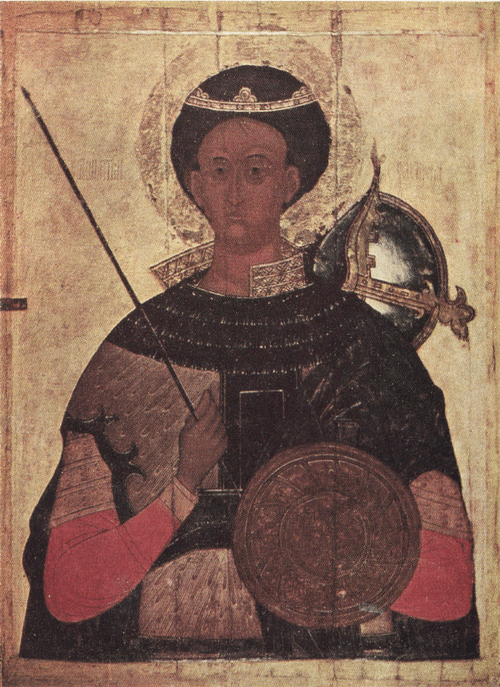 Дмитрий Солунский. Ок. 1583