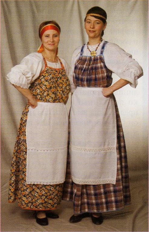 Интерпретация карельского народного костюма