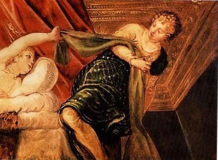 Иосиф и жена Потифара