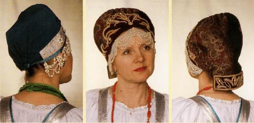 Карельские шапки