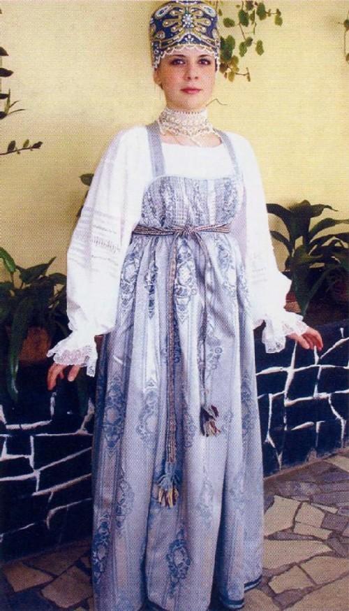 Карельский народный костюм 2