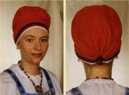 Карельский платок