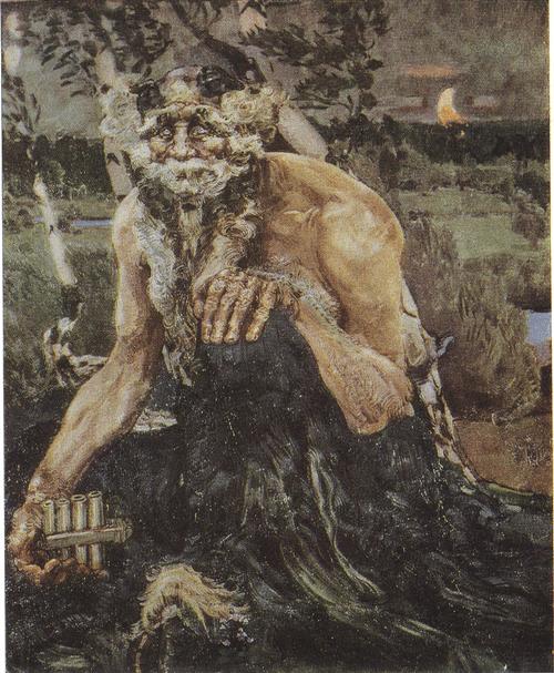 М.В. Врубель Пан 1899