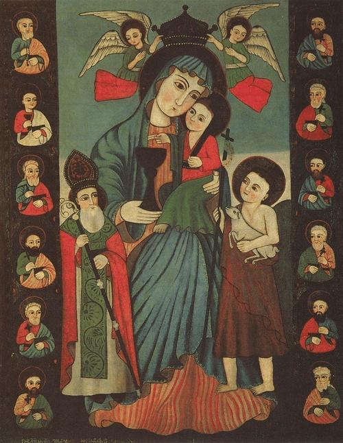 Живопись Армении XVI–XVIII веков