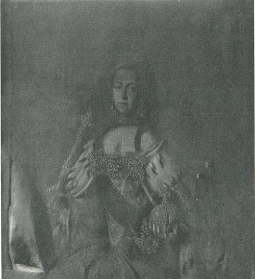 Портрет императрицы Екатерины II, А.П. Антропова