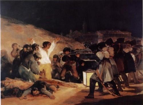 Расстрел 3 мая 1808
