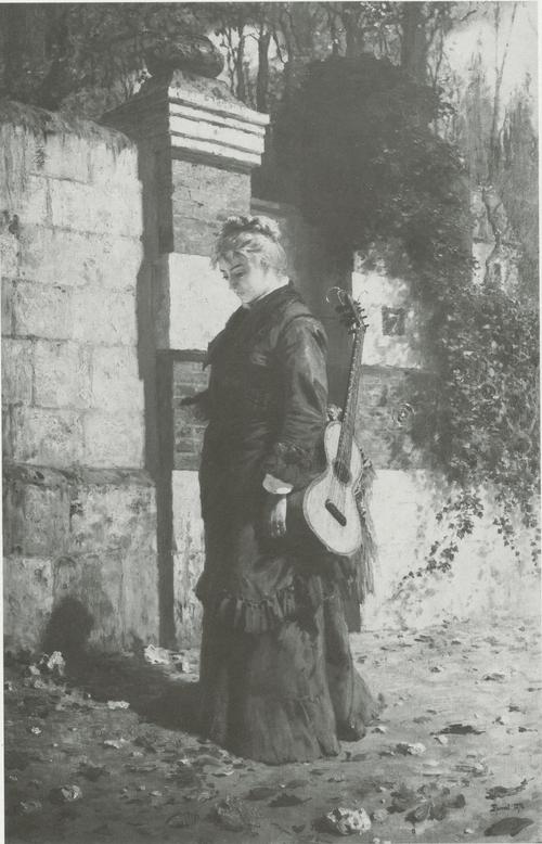 Стрекоза (Лето красное все пела . . .) 1875