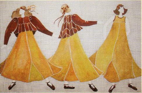 Танец Ланцы