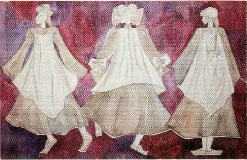 Танец Лебедушки