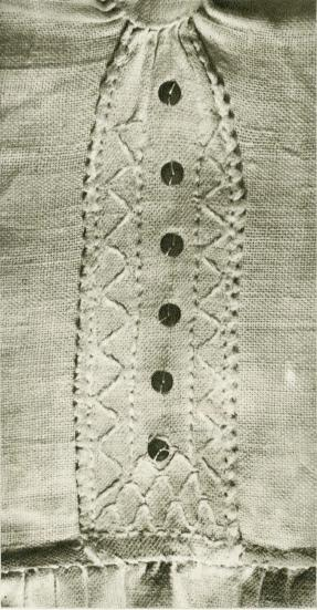 Харью-Яапи наплечник блузки «кяйсед»