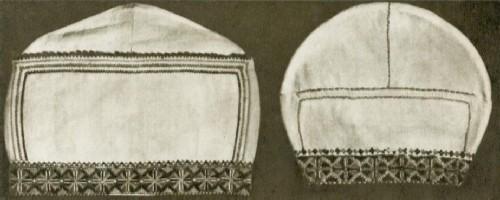 Эммасте головной убор «тану»