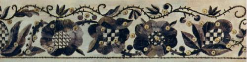 вышивка эстонии