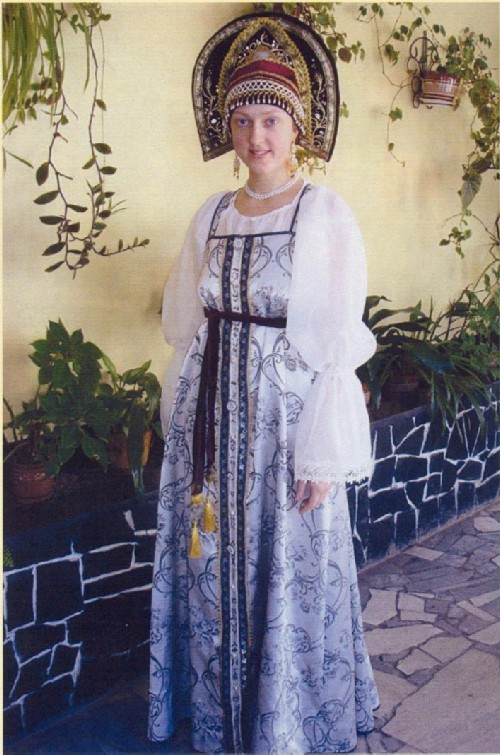карельский костюм