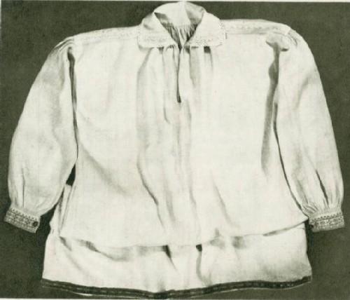 о. Муху рубаха