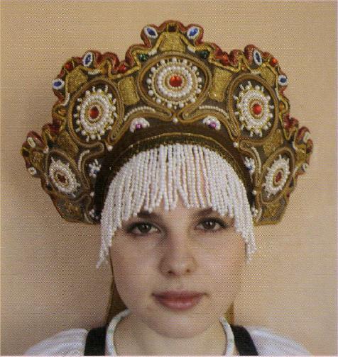 северорусского ансамбля одежды
