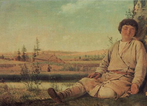Античность в русской живописи