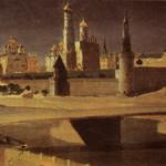 Пейзажная живопись русских художников